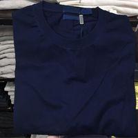 Quente 100% Famoso Novo Mens Camiseta 100 Algodão Homens e Mulheres Manga Curta T Camisetas Casuais Macios Camiseta Roupas Anti-Wrinkle Streetwear
