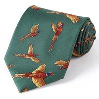 Cravrances à cou de Personnalité Polyester Cravate de soie Men's Casual Banquet Suit Chemise Accessoires 10cm Imprimé Crêche de séries Animales élargies