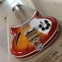 الغيتار الكهربائي، 381 12 سلسلة الغيتار ريكن صور حقيقية، وحرية الملاحة القيثارات الكهربائية الغيتار الكهربائي