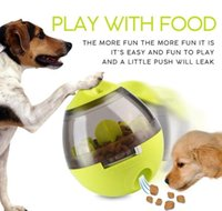 NEW!Interactive Dog Toys IQ Food Ball Toy Smarter Food Dogs ...