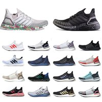 ultraboost 20 ISS US 6.0 Currency Bond Peking Golden Ultra boost 4.0 Scarpe da corsa da donna da uomo Scarpe da ginnastica bianche nere da tennis
