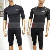 X Bodi Xbody Ems Electrostimulation Suit For Fitness Training Machine Used for Gym Fitness Sports Yoga Club 47% Lyocell OEM