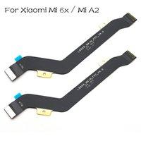 10 pz / lotto Nuovo Main FPC Scheda madre Connettore LCD Display LCD Cavo flessibile Nastro per Xiaomi MI 6x / MI A2