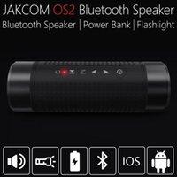 Jakcom OS2 Vente chaude de l'enceinte sans fil en extérieur à la radio en tant que système Dual Digital Dual Duosat Recepteur
