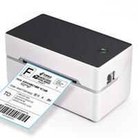 높은 품질의 인터페이스 블루투스 USB로 인쇄 접착 스티커 4 인치 110mm 열 라벨 프린터