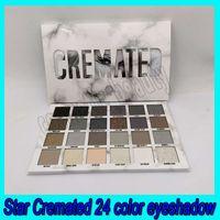 .2020 Neueste Fünf-Sterne Einsäured Eyeshadow-Palette Makeup Begrenzt 24 Farbe Lidschatten-Palette Schimmer Matt Hohe Qualität