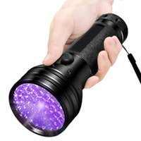손전등 횃불 UV 토치 빛 LED 자외선 램프 얼룩 마커 검사기 탐지기 개 소변, 애완 동물 얼룩 및 침대 버그 z50