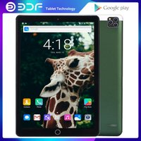 Tablet PC EST 10 inç Telefon Çağrı Android 7.0 Çift SIM 3G WiFi Bluetooth GPS IPS 10.1 Ekran Tabletleri Quad Core 1GB + 32GB Sekme
