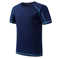322-Erkekler Wonen Çocuk Tenis Gömlek Spor Grafik Eğitim Polyester Koşu Beyaz Siyah Blu Gri Jersesy S-XXL Açık Giyim