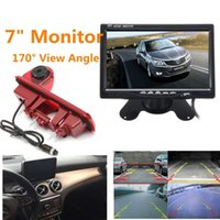 Car Rear View Brake Light Parking Backup Camera Night Vision for Vauxhall Vivaro Vivaro Traffic