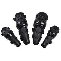 Motocross Radfahren Skating Knie Ellbogenschützer Set Sport-Schutzausrüstung für Erwachsene Patella Protektoren Sport Sicherheit Kneepads