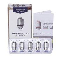 Authentische Just Nebel Zerstäuber-Wachsstift C14 Q16-Spulen-Vape-Kopf 100% Bio-Material