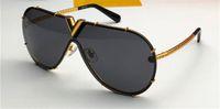 Best-Style Style L0898 Pilots Frameless frame Squisita fatta a mano di alta qualità Design Moda Occhiali da sole UV400 Protezione Drive Eyewear