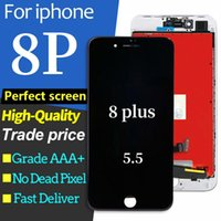 For iphone 8 Plus LCD Screen Display Touch Screen Digitizer Assembly Replacement for iphone 8 Plus LCD 3D Touch