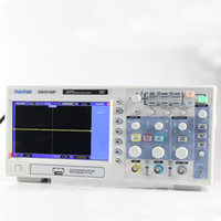 Hantek DSO5102P osciloscopio digital de 100MHz 2channels 1GS / s 7 '' TFT LCD de 800x480 Longitud de registro 40K USB AC110-220V