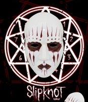 Быстрая доставка Slipknot группы маска Slipknot группа маска Joey маска ужаса Хэллоуин Рождественская вечеринка маска для лица F3402