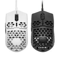 Cooler Master MM710 Gaming Mouse Pixart PMW 3389 16000 DPI justierbare Maus Leichtes Honeycomb Shell USB Wired Gamer Mäuse