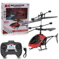 Mini RC Drone Helikopter Infraed Indüksiyon 2 Kanal Elektronik Komik Süspansiyon Uzaktan Kumanda Uçak Quadcopter Drone Çocuk Oyuncakları