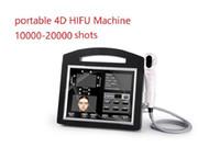 20000 يشوت 12 خطوط 4d hifu عالية الكثافة التركيز الموجات فوق الصوتية الوجه رفع الجلد تشديد آلة شكل الجسم المضادة للتجاعيد مع 8 خرطوشة