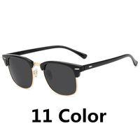 Marka Spor Güneş Gözlüğü Moda Erkekler Için Güneş Gözlüğü UV Koruma Açık Vintage Kadın Güneş Gözlükleri Retro Gözlük Gafas de Sol