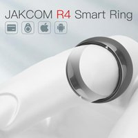 JAKCOM R4 intelligente Anello nuovo prodotto di dispositivi intelligenti come anello flusso ciotole in ceramica anello intelligente