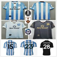 2020 2021 الأرجنتين سباق الرئيسية نادي دي أفيلانيدا لكرة القدم الفانيلة يساندرو CHURRY ZARACHO بو فرنانديز سنتوريون مخصص بعيدا قميص كرة القدم