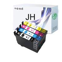 502XL에 대한 T502XL 502 잉크 카트리지 표현 홈 XP-5100 5105 2860DWF 2865D 프린터