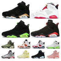 nike air jordan retro 6 Jumpman Travis Scott 6 6s cactus donne jack mens scarpe da basket Hare 6 DMP Infrared nero Oregon Ducks mens formatori scarpe da ginnastica
