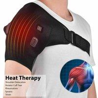 منصات الكوع الركبة الذراع تدفئة الرياضة السلامة الملحقات قابل للتعديل ساخنة الكتف التفاف التدفئة وسادة دعم هدفين / العلاج البارد