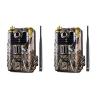 Hc-900Lte Caméra de chasse 4G 16Mp 940nm Trail Caméra Mms / Sms / smtp / Ftp Ip65 sauvage 44 Led