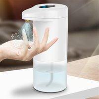 300ml Alkohol Dispenser Infrarot automatische Induktion Non-Contact-Sprüher Flaschen Seifenspender Automatische Hand Sanitizer Dispenser DHL frei