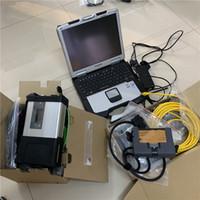 SD Connect C5 MB Début 5 pour BMW Icom A2 avec 2 Logiciel V2020 / 09 dans CF30 Toughbook CF30 occasion pour ordinateur portable ensemble voiture de diagnostic