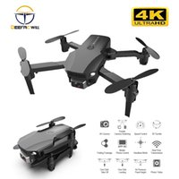 R16 Mini RC Drone 4K HD Camera WiFi FPV Pressione dell'aria Air Utitude Manutenzione 12 minuti Durata della batteria Pieghevole Quadcopter Giocattoli regalo