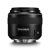 85 milímetros F1.8 Grande 85 milímetros Abertura Auto Focus COSCO Camera Lens YONGNUO Quadro F1.8 completa manual de Tiro Macro Foco
