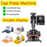 프린터 캡 열 프레스 기계 디지털 스윙 멀리 승화 모자 인쇄 전송 야구