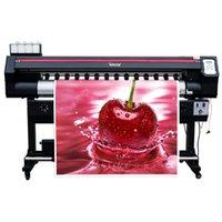 더블 XP600 프린트 헤드 로그인 빌보드 와이드 포맷 에코 솔벤트 인쇄 기계와 1.6M Locor EcoSolvent 프린터