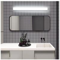 Duvar Lambası Fikstür Aplik Akrilik Monte Yatak Odası Banyo Fikstür Vanity 12 W 18 W 24 W Modern LED Ayna Beyaz Işık