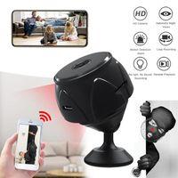 Hot 360 Degree Webcam Usb Mic Clip-on Smart Wifi Hd Quality Camera Wireless Remote Control Phone Sync Video Camera #YL10