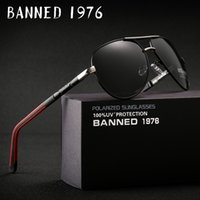 2020 Top quality Anti glare HD Polarized Aluminum Sunglasses hot Men's brand new Sun glasses big size oculos women gafas de sol