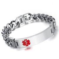 stainless steel fashion Steel bracelet mens charm chains accessories male bracelets jewelry wholesale christmas gifts for man