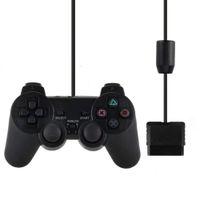 Wired Gamepad per Sony PS2 Controller per Mando PS2 / PS2 Joystick per PlayStation 2 shock Vibrazione Joypad Wired Controle
