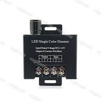 DIMMERS DC12-24V 30A 360W светодиодные одноцветные полосы лампочки диммера диммер регулятор регулируемый яркость DHL