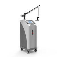 جديد سخونة الصين مصنع آلة الجمال العمودي الجلد تبييض 40W 10600 نانومتر المعدنية RF أنبوب الليزر CO2 كسور