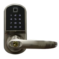 SMART LOCK CODE DE PORTE ÉLECTRONIQUE Touches mécaniques Appuyez sur SN KeyPad Digital Mot de passe Key Smar