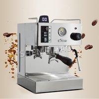 9bar EM-18 Italiano máquina de café semiautomática café expresso máquina de café com bomba profissional para a família 220V