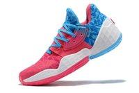 2020 جديد وصول رجل جيمس هاردن 4 المجلد. 4 أحذية 4S IV MVP BHM الأسود بنين كرة السلة الرياضة في الهواء الطلق التدريب احذية الحجم الولايات المتحدة 7-11،5