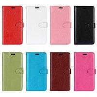 Flip Portefeuille Cuir pour iPhone 12 Mini Pro Max Huawei P Smart Y6P Y8S Profitez 20 HONNEUR 9X LITE 30 JOUER 4 X10 STUY photo 3 cartes Couverture de téléphone