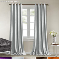 Italy Velvet Window Curtains for Kitchen Living Room Treatment Drapes Multi-color Shiny Solid Soft Curtains for Bedroom