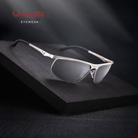 Sunglasses FONHCOO 2021 Brand Designer Rays Fashion Men Driver Polarized Glasses UV400 Goggles
