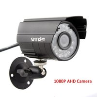 Sufco Metal Impermeable Mini AHD Cámara 1080p Cámara de vigilancia de video 2MP AHD
